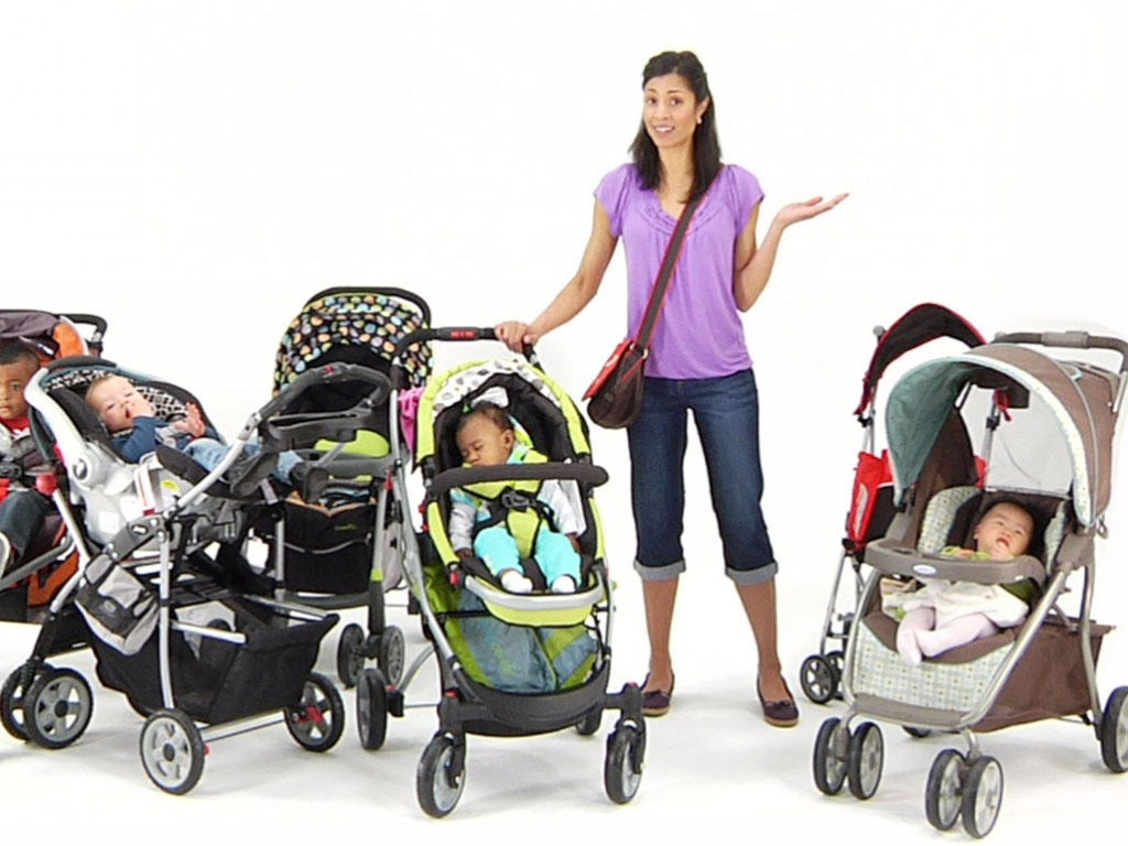 أفضل عربات الاطفال