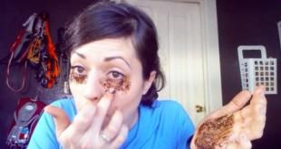 علاج انتفاخ العين بالقهوة