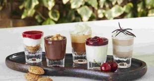 وصفات حلويات في كاسات