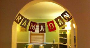 ديكورات رمضان