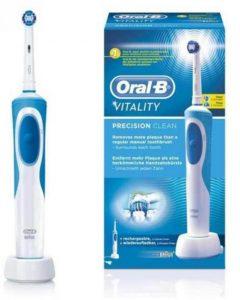 تجربتي مع فرشاة الأسنان الكهربائية