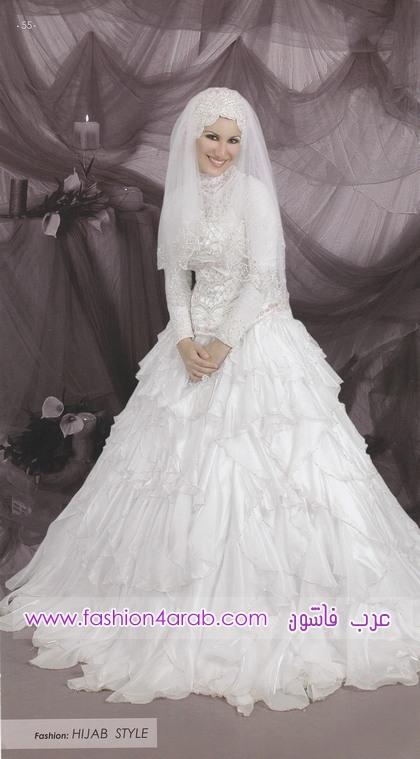 فساتين زفاف للعرائس
